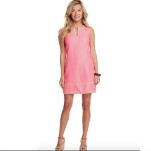 Vineyard Vines- Shimmer Linen Tunic Dress